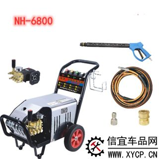 6800手推型-超高压洗车机